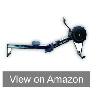 Concept 2 Model D indoor home rowing machine review