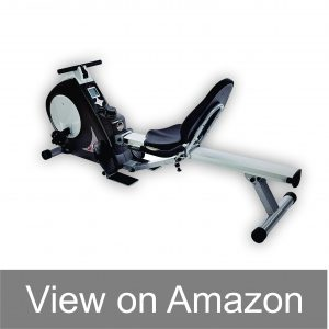 Stamina 15-9003 Deluxe Conversion II Recumbent Rower
