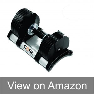 core fitness adjustable dumbbells review