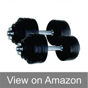 unipack dumbbells review