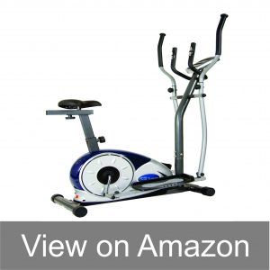 Body Champ Cardio Dual Trainer from Body Max review