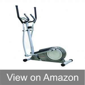 Sunny Health & Fitness SF-E3609 Elliptical Machine review