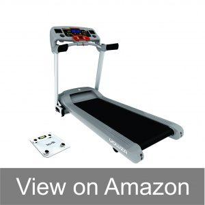 Yowza Fitness Daytona Professional Grade Non-Folding Treadmill