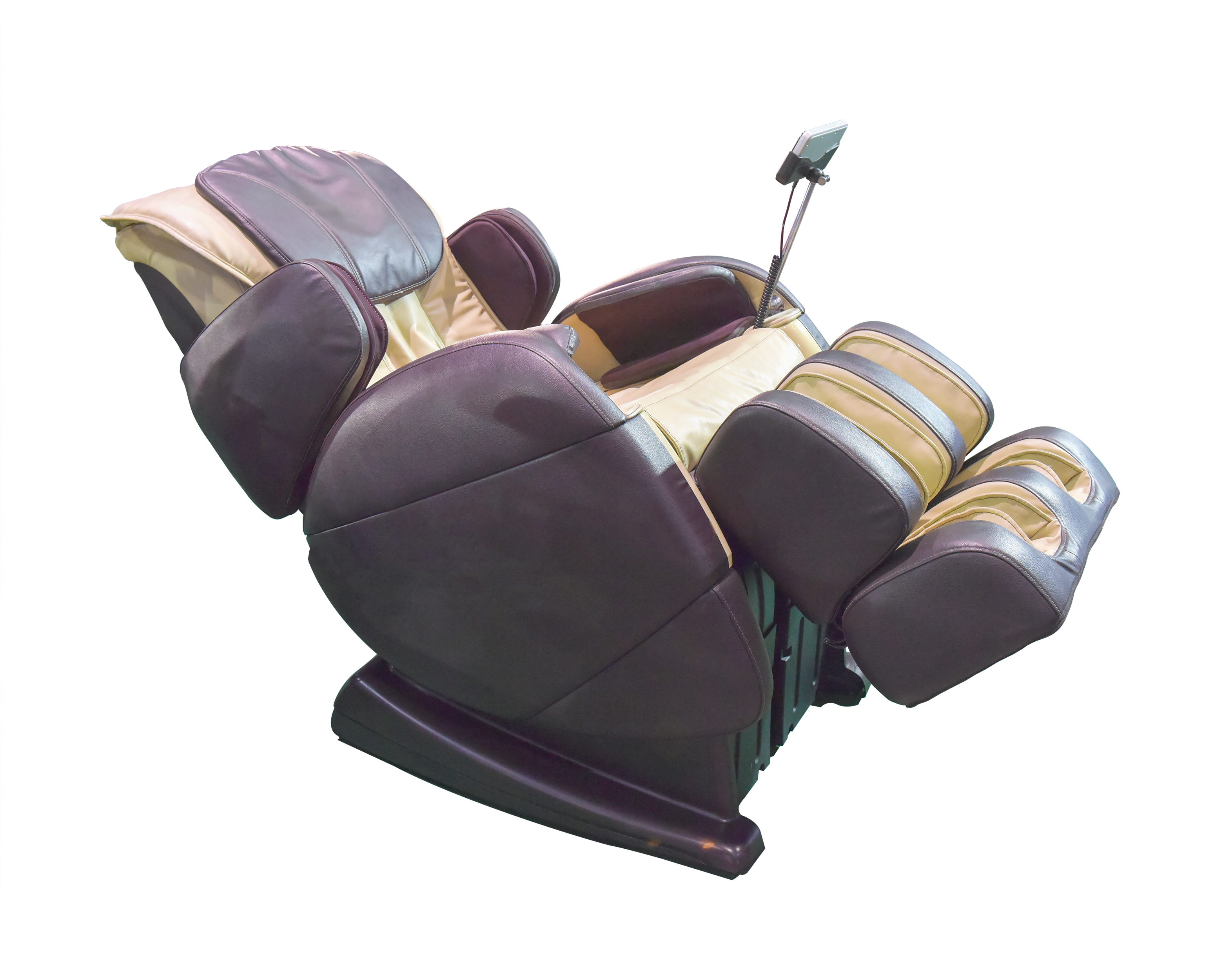High quality leather massage chair graphic 10 machines for Therapeutic massage chair reviews