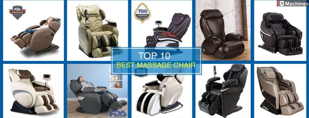 top 10 best massage chairs on the market