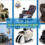 10 Best Massage Chairs - (Reviews & Buyer's Guide 2021)