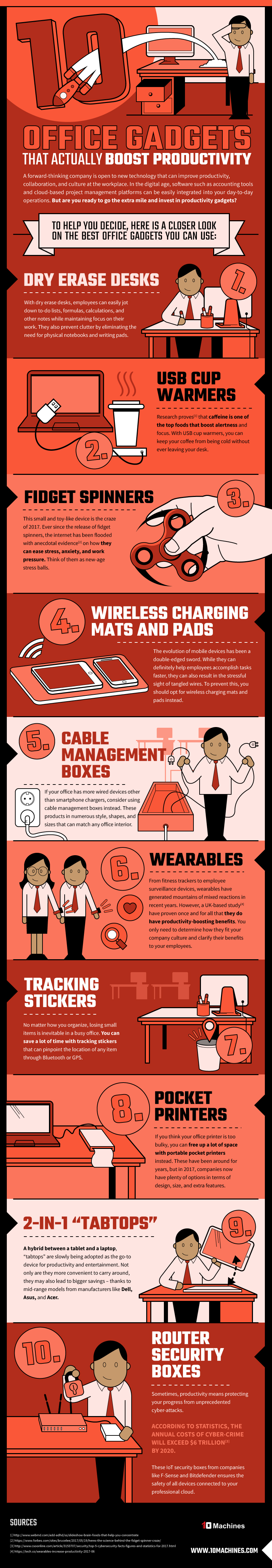 10_Office_Gadgets_infographic