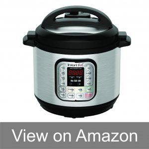 Instant Pot DUO80 7-in-1 Multi-Use Programmable Pressure Cooker