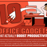 10 Desk Hacks to Improve Your Thinking and Alertness At Work (Infographic)