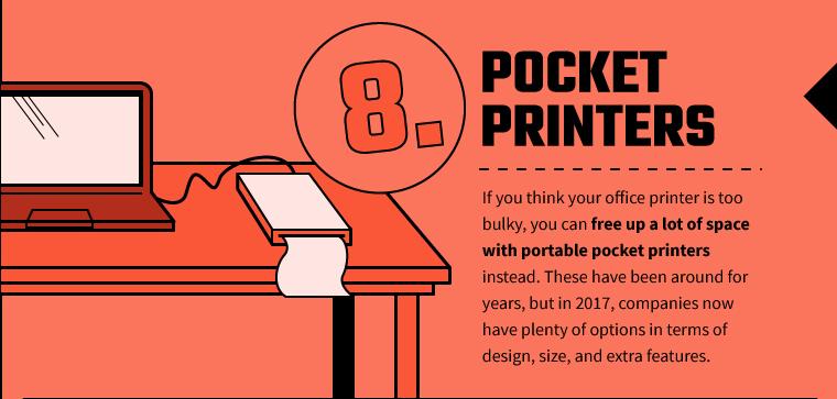 pocket printers