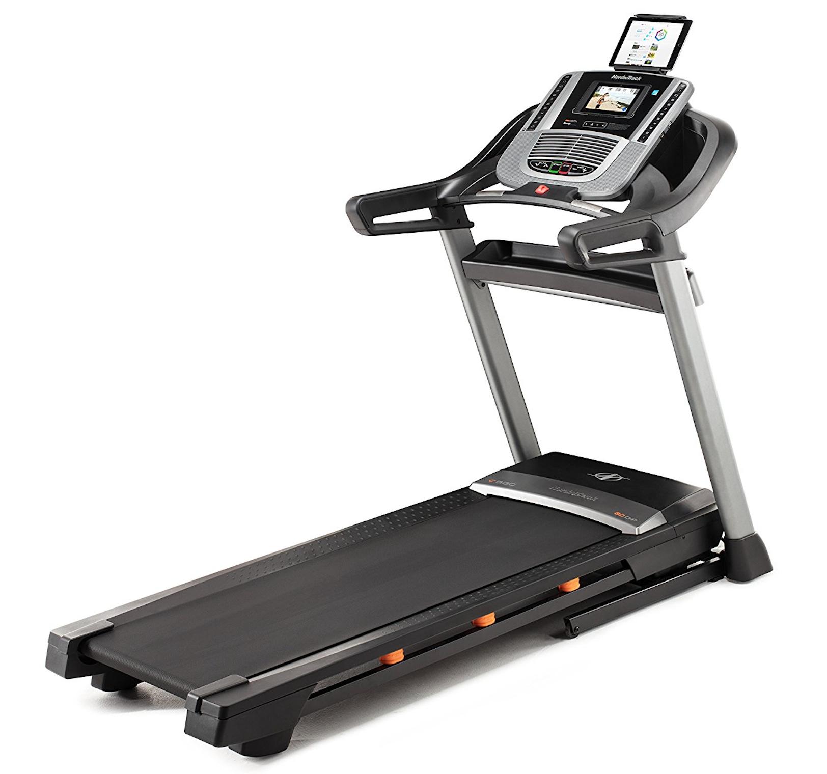 Wiring Diagram Nordictrack Treadmill : Nordictrack c treadmill review machines