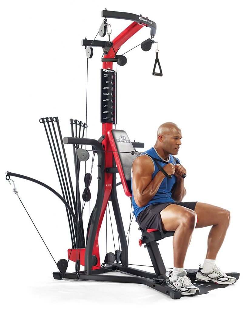 Bowflex PR3000 Home Gym Exercise Machine