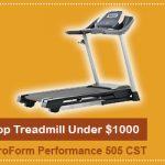 Best Treadmills Under $1000 for 2020