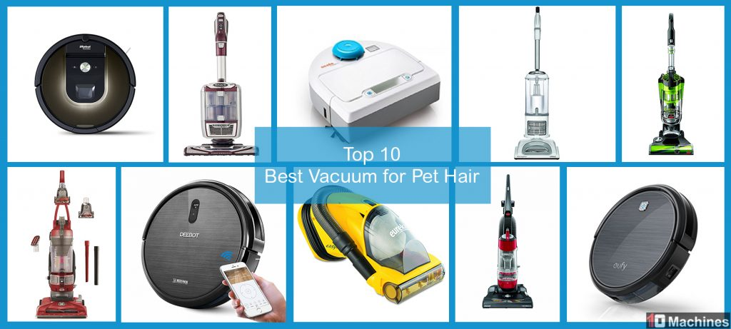 top 10 best vacuum for pet hair
