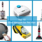 Best Vacuum for Pet Hair - (Reviews & Buying Guide 2020)