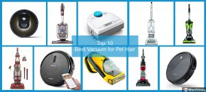 top 10 best vacuums for pet hair