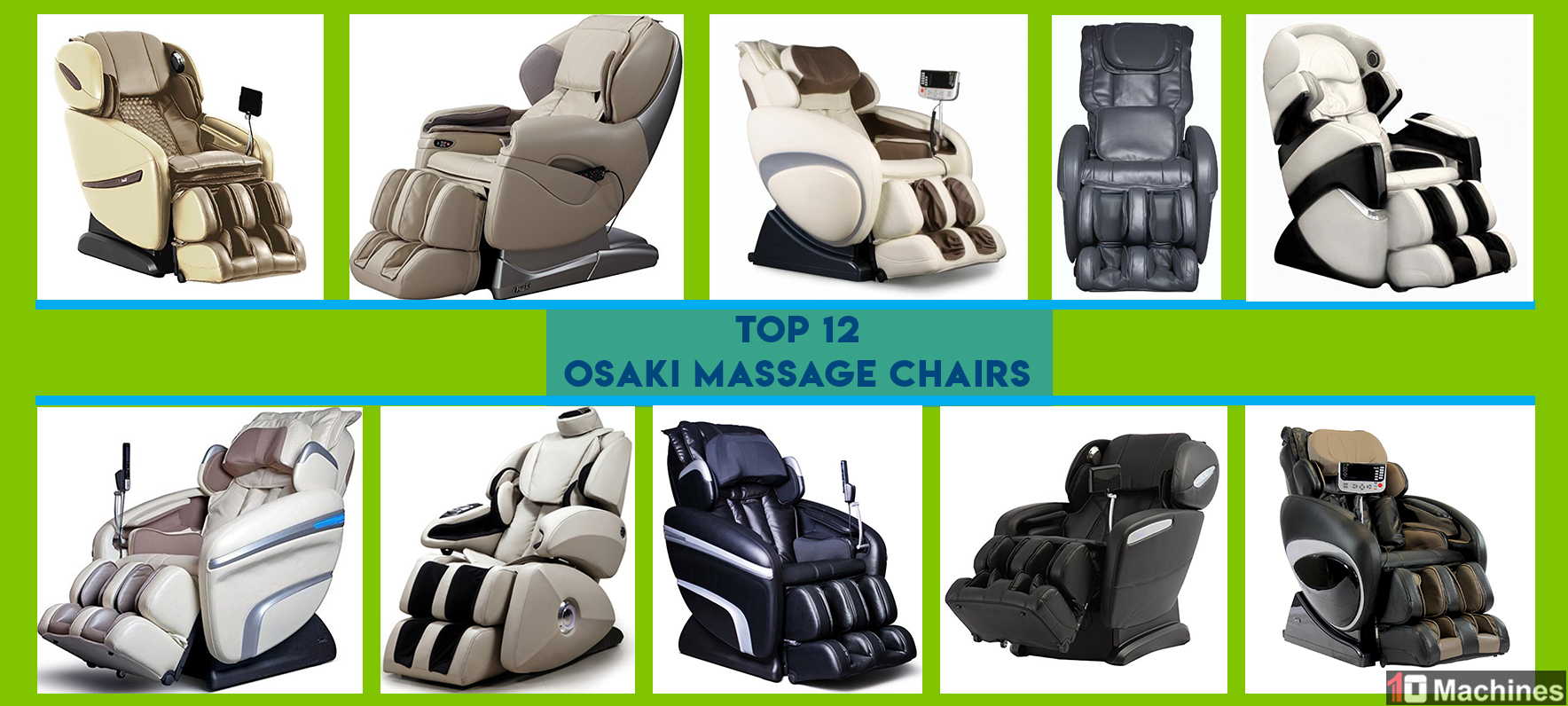 Best Osaki Massage Chairs
