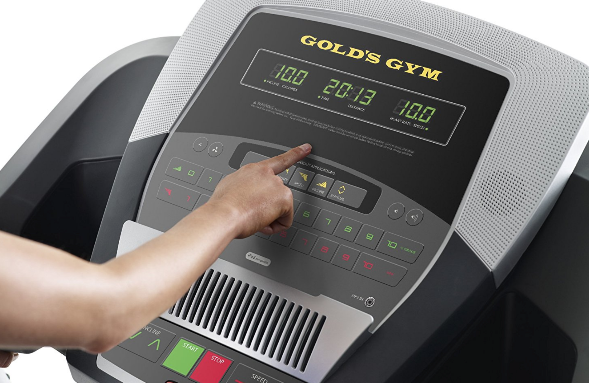 Gold S Gym Fitness Rings Review
