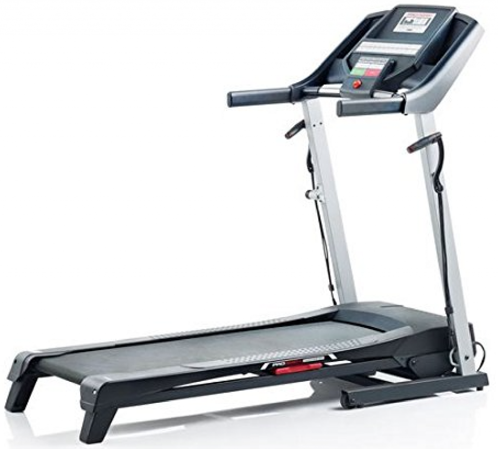 proform 6.0 rt treadmill complete picture