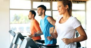 running on the proform 6.0 rt treadmill