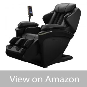 Panasonic Massage Chair EP-MA73KU Real Pro Ultra Prestige 3D Luxury Heated