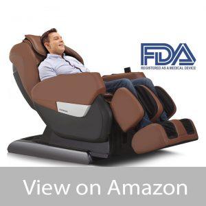 RelaxonChair MK-IV Zero Gravity Shiatsu Air Massage Chair