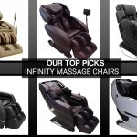 6 Best Infinity Massage Chairs: (Reviews & Buying Guide 2021)