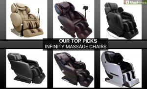 best infinity massage chairs top picks