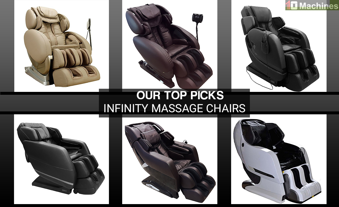 best infinity massage chairs top picks