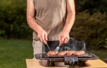 best electric grill outdoors