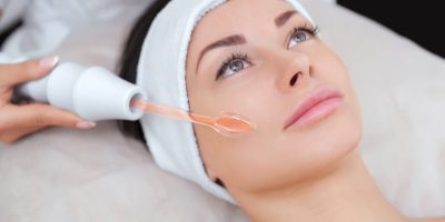 microcurrent face lift machine review