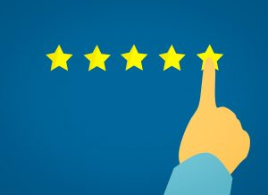 customer experience and ratings