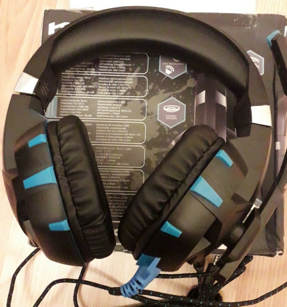 onikuma headset for gaming
