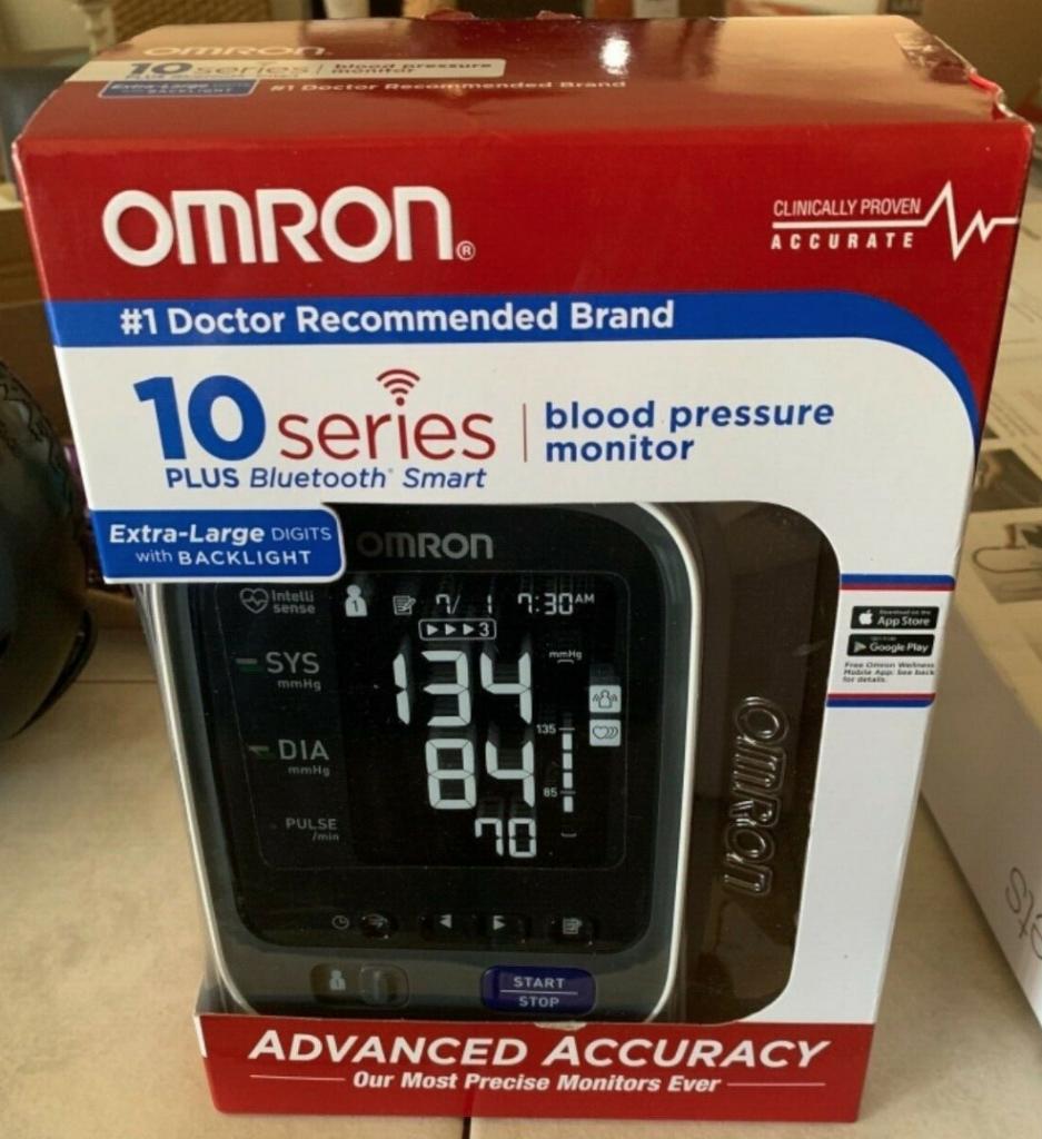 omron bp786n series 10