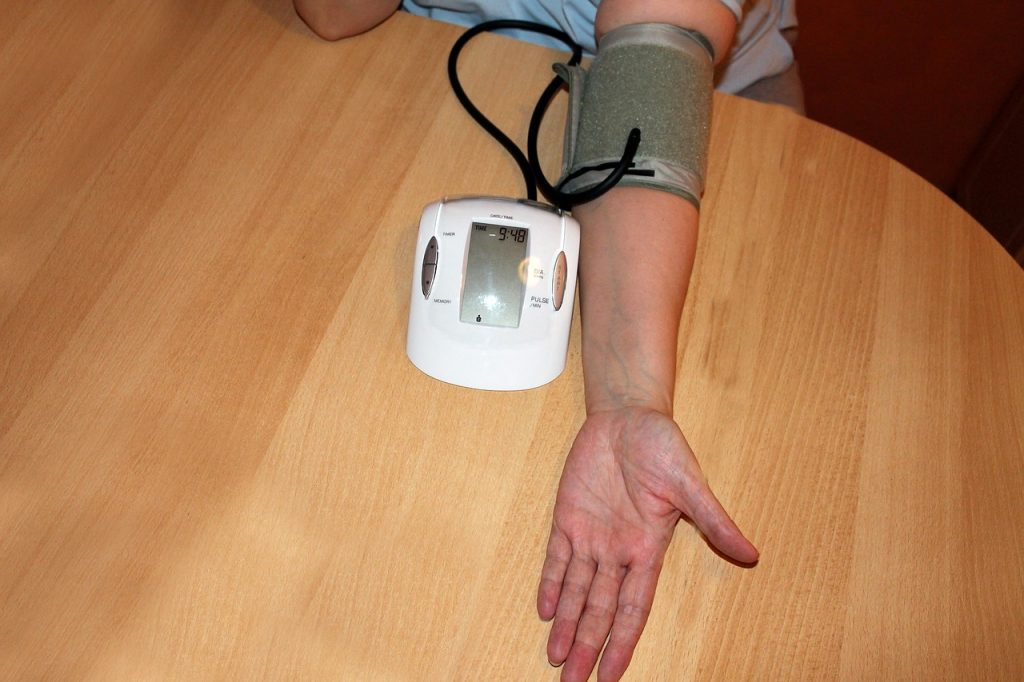 top rated blood pressure monitoring system