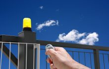 best auto gate opener system with remote control