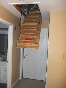 best compact attic ladder