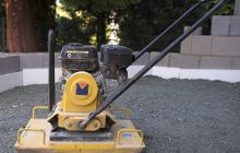 best vibratory plate compactor
