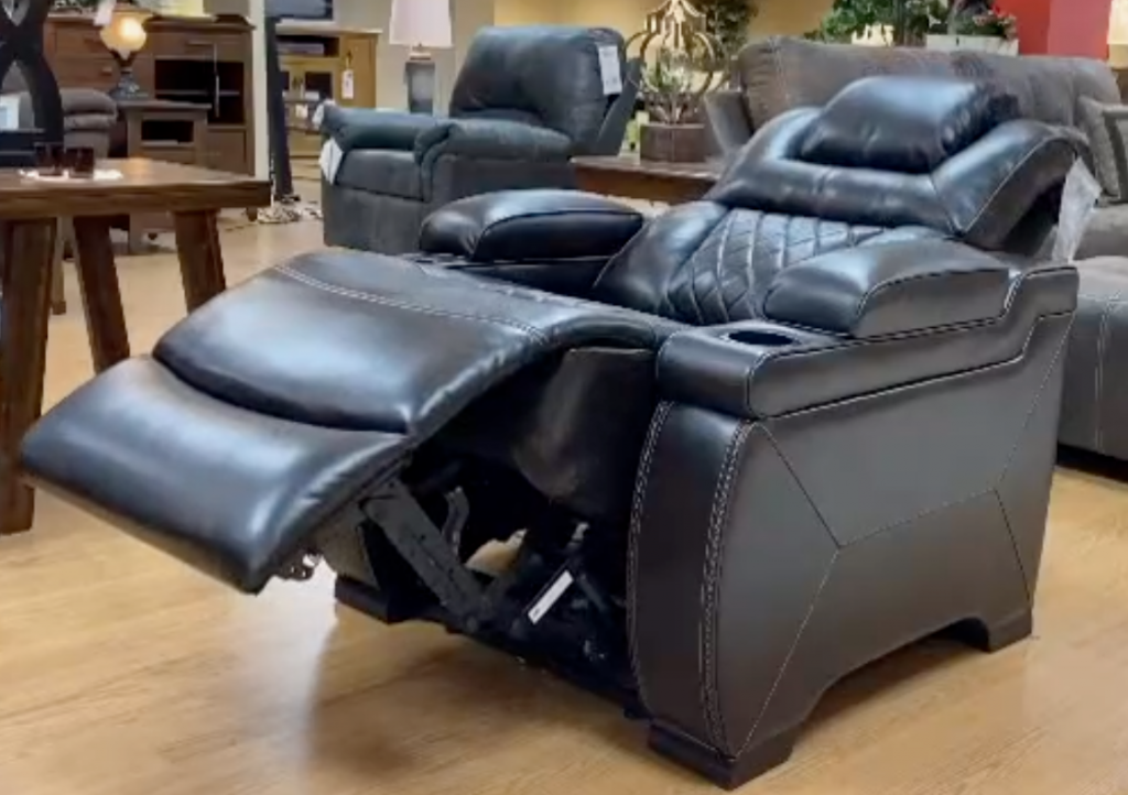 smart recliner for home