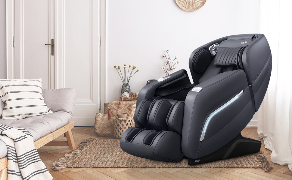 best location and placement of massage chair