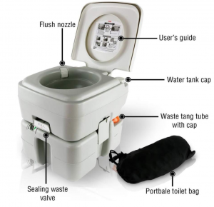 the best outdoor portable camping toilets guide